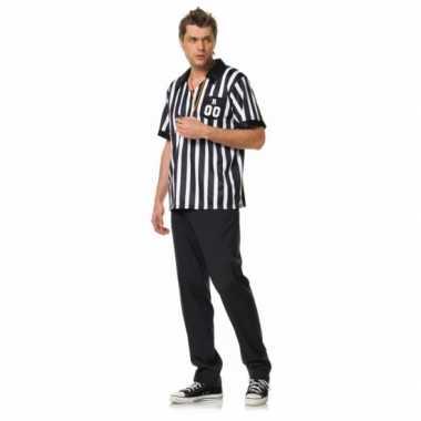 Voetbal scheids verkleedkleren