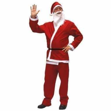 Voordelige kerstmannen verkleedkleren