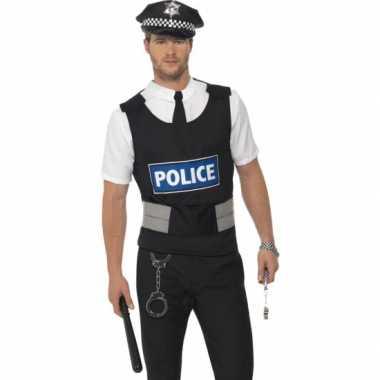 Voordelige politie verkleedkleren