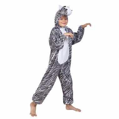 Zebra verkleedkleren voor kinderen