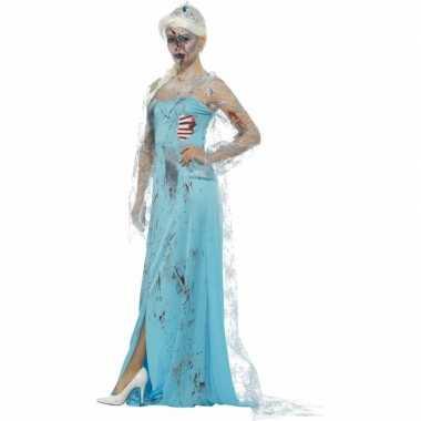 Zombie froze to death verkleedkleren voor dames