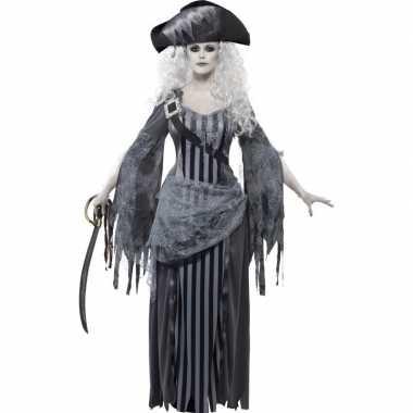 Zombie piraten verkleedkleren voor dames