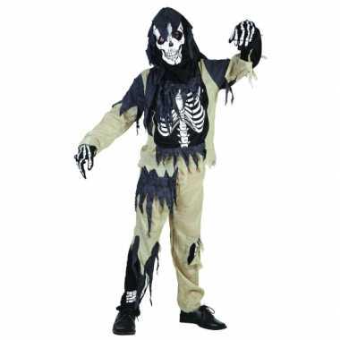Zombie skeletten verkleedkleren kinderen