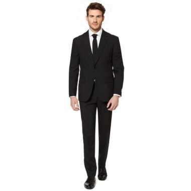 Zwart verkleed verkleedkleren voor heren