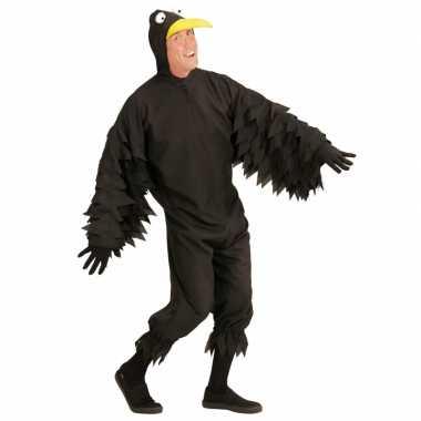 Zwarte kraai verkleedkleren voor volwassenen