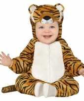 Dierenpak tijger verkleedkleren voor peuters 12 18 maanden