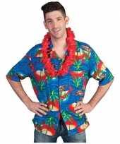 Hawaii overhemd verkleedkleren