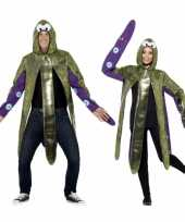 Inktvis verkleedkleren voor volwassenen
